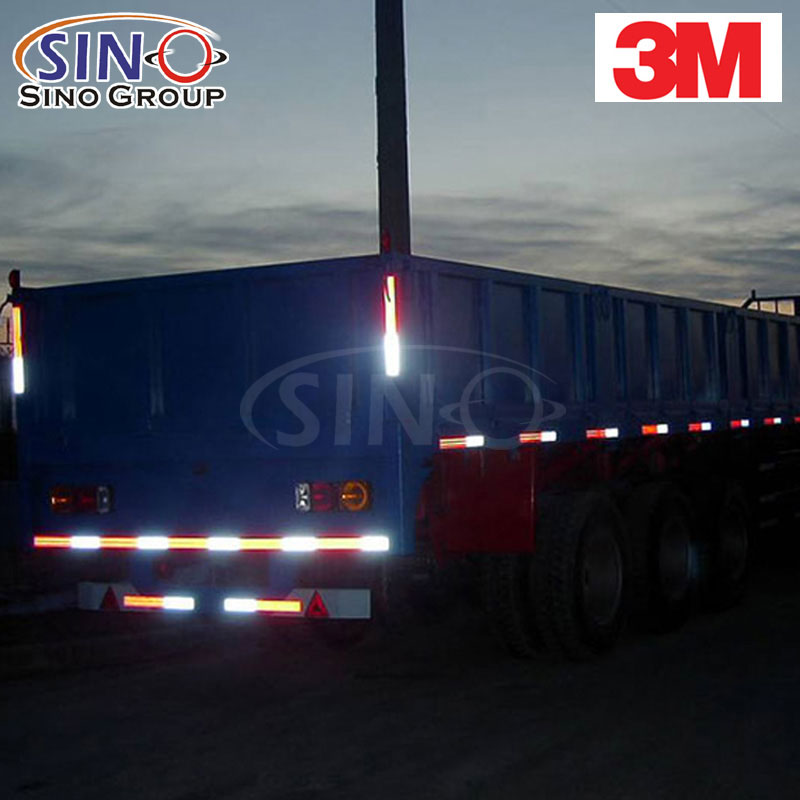 3M 983D Vehicle Truck Sign Tape Reflective Sheeting