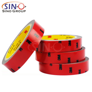 Car Industry Used Heat Resistant 3M Double Sided Adhesive Tape