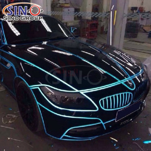 3M Reflective Tape Wrap Car Vinyl Sticker