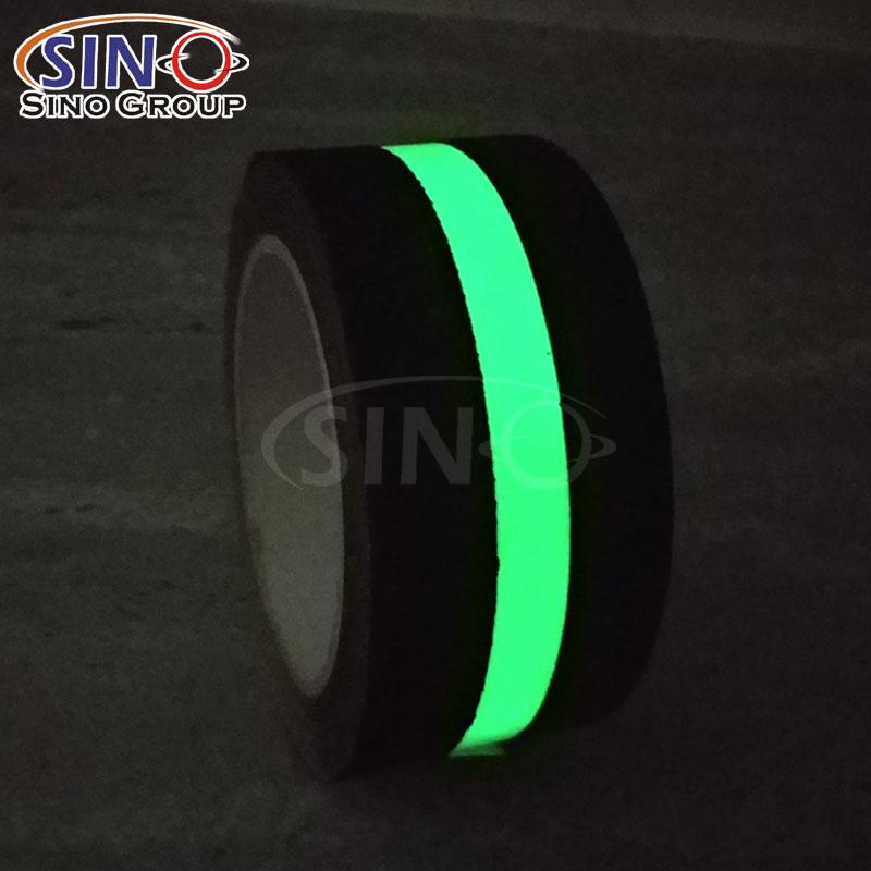Farbiges Mattschleifen reflektierendes photolumineszentes Anti-Rutsch-Klebeband