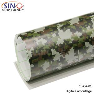 CL-CA Camouflage Sticker Car Body Vinyl Film