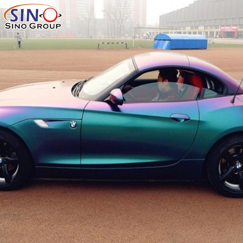 CARLIKE CL-CV Camaleón que cambia de color vinilo envoltura coche
