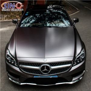 CL-EM Matte Electro Metallic Vinyl Car Wrap