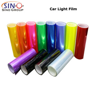 CL-HL-NM Car Headlight Taillight Tint Film