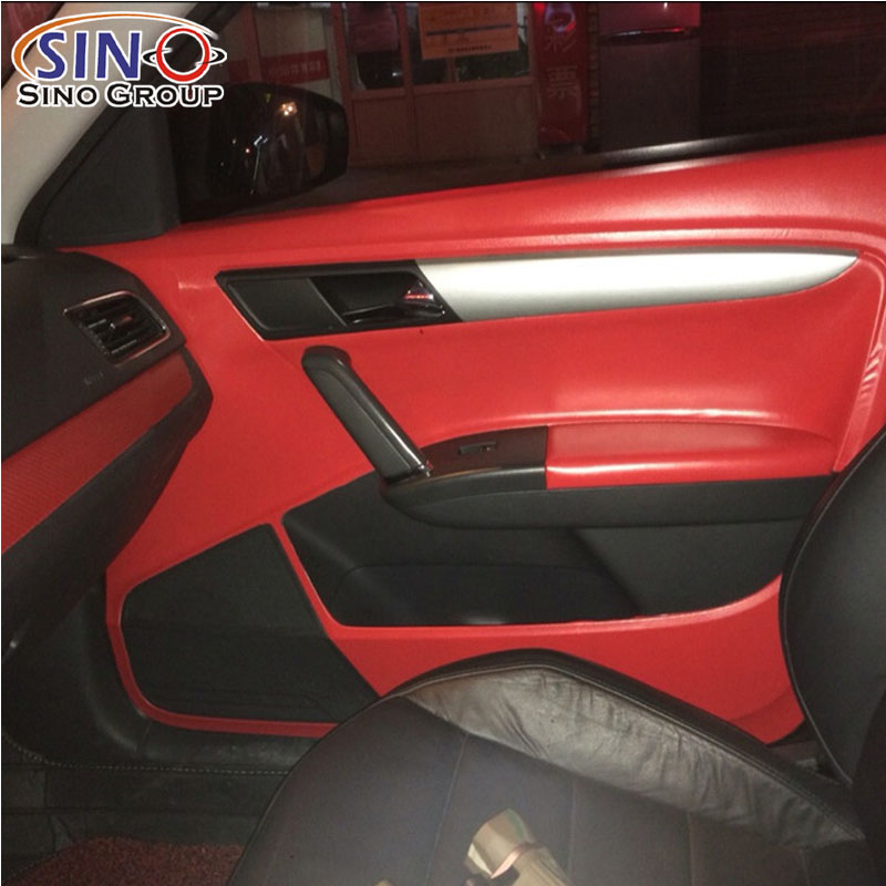 CARLIKE CL-LE Leather Car Body Decoration Vinyl