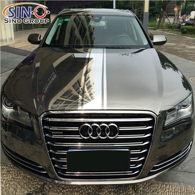 CARLIKE CL-SCM Chrome Mirror Car Body Wrapping Vinyl Sticker