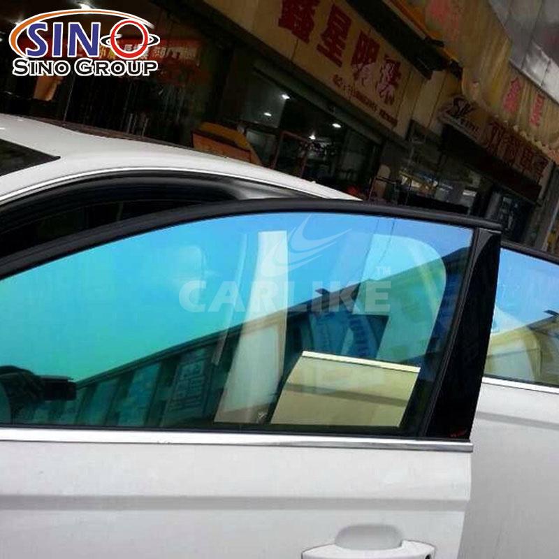 Chameleon Car Window Tint Film