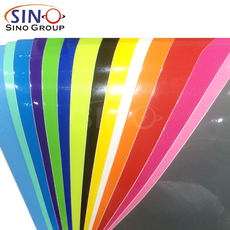 Cricut Cutting Vinyl Roll Color PVC Film