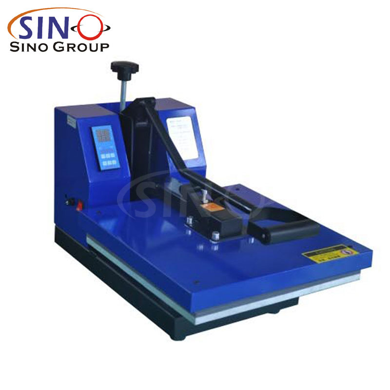 Cómo usar la máquina de prensa de calor