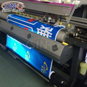 Cobertura reflexiva branca da impressão solvente de Eco