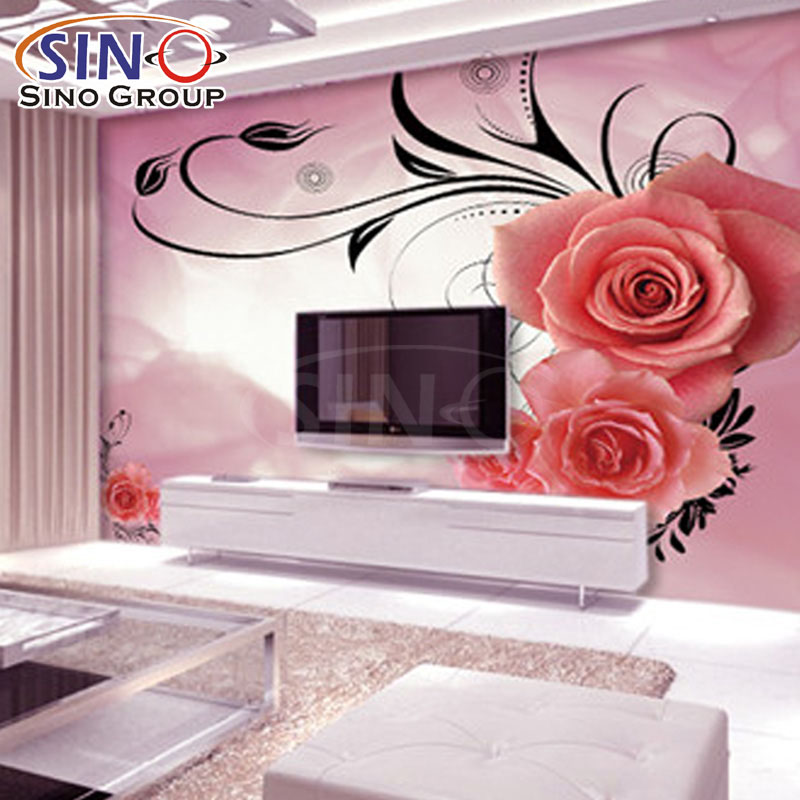 Graphic Non-woven Wallpaper For Eco-solvent UV Latex Inkjet Printing