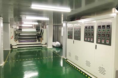 Sino Group Atelier sans poussière en usine