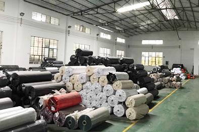 Sino Group Entrepôt de matières premières