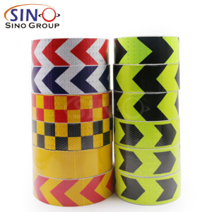 Safety Tape Honeycomb Reflective Sheeting Tape For Car