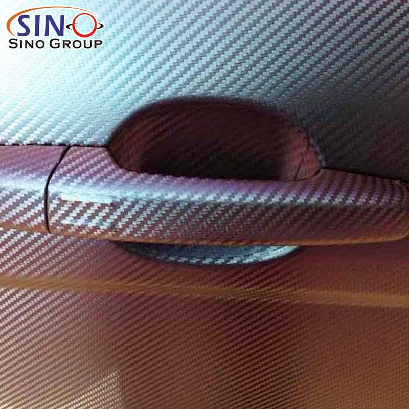 CL-CCF Chameleon 3D Carbon Fiber Vinyl