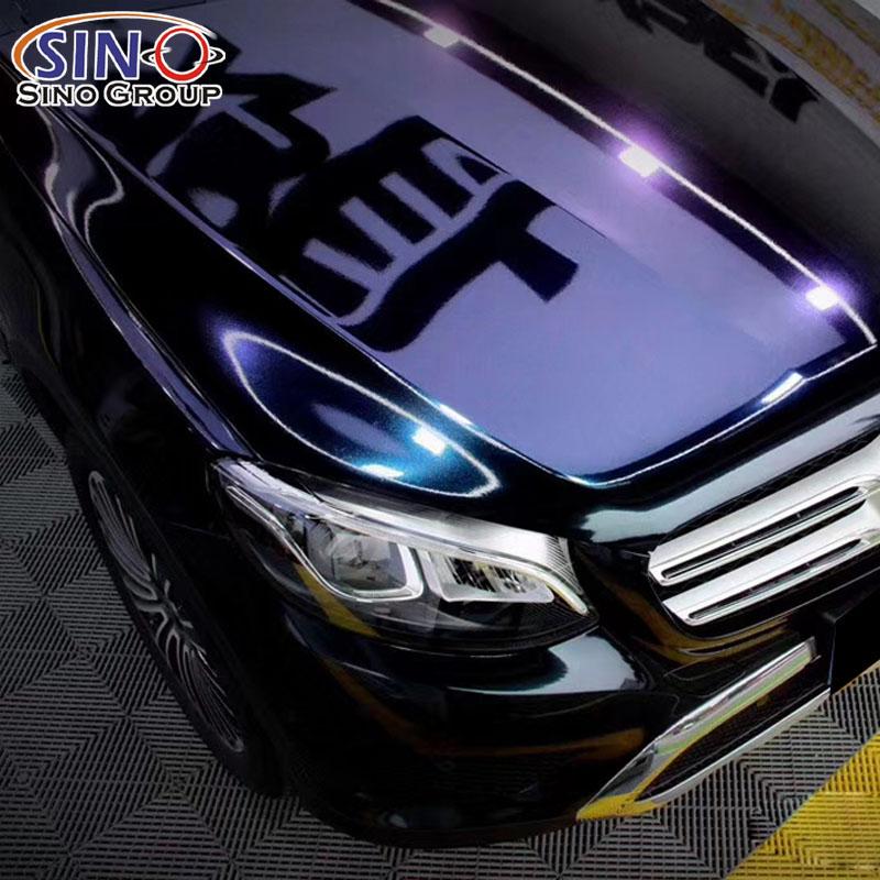 CARLIKE CL-GE Gloss Electro Metallic Vinyl Car Wraps