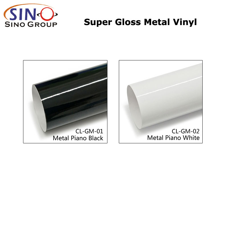 CL-GM Super Gloss Piano Car Wrap Vinyl Roll