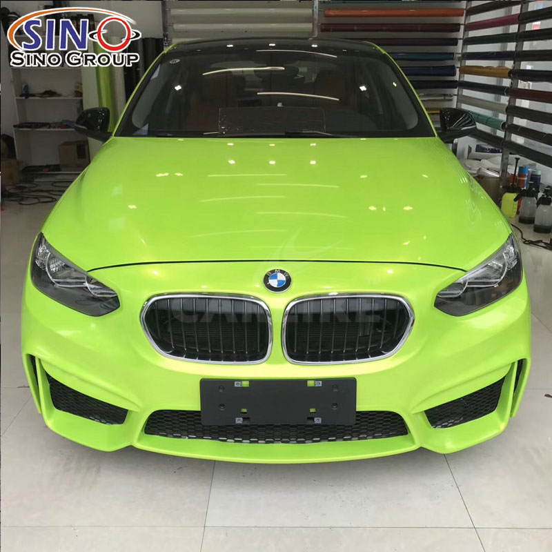 CL-SV Super Gloss Crystal Vinyl Car Wrap Film