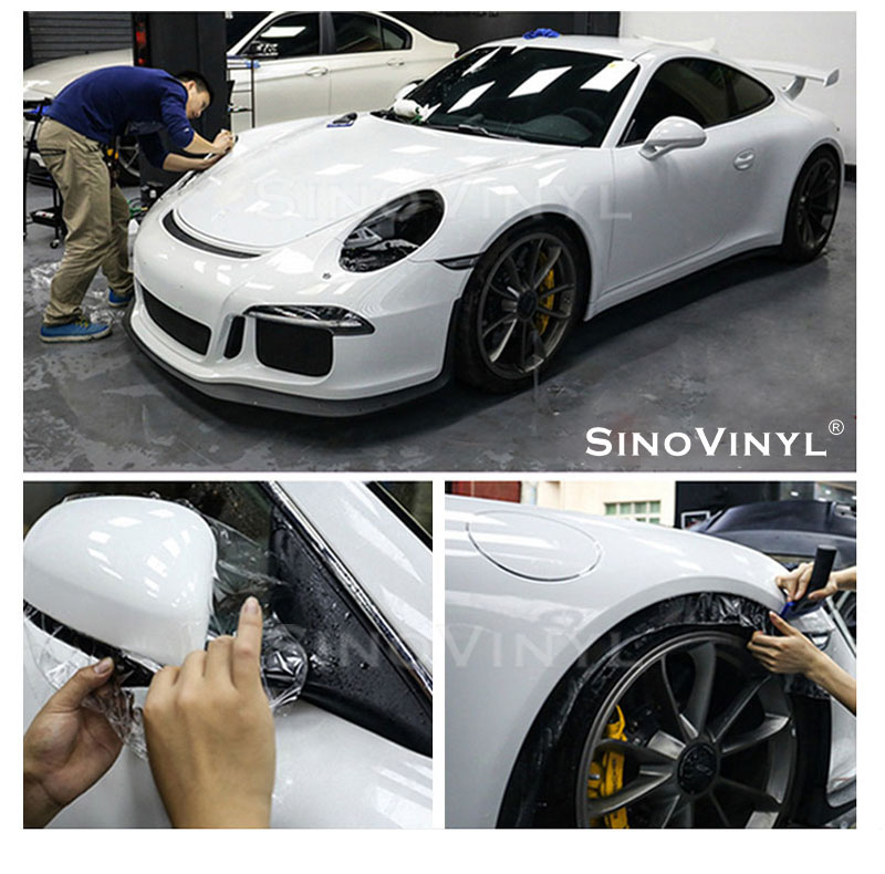 CARLIKE CL-PPF-PVC Car Paint Protection Film
