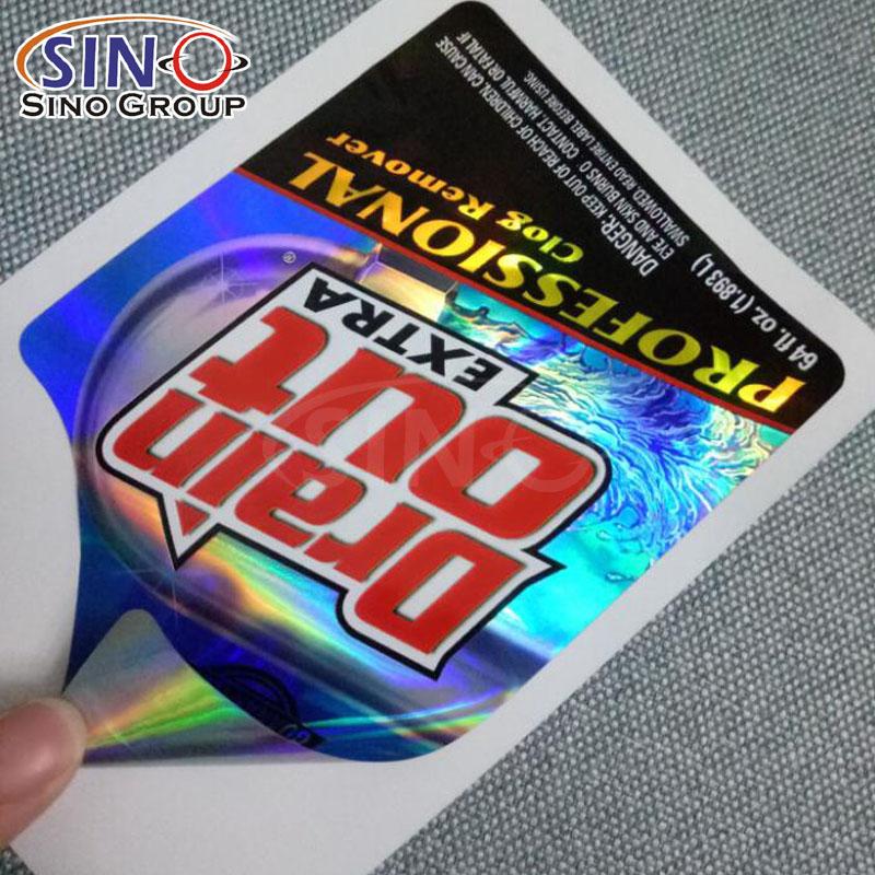 Laser Regenbogen selbstklebender vinyl foile