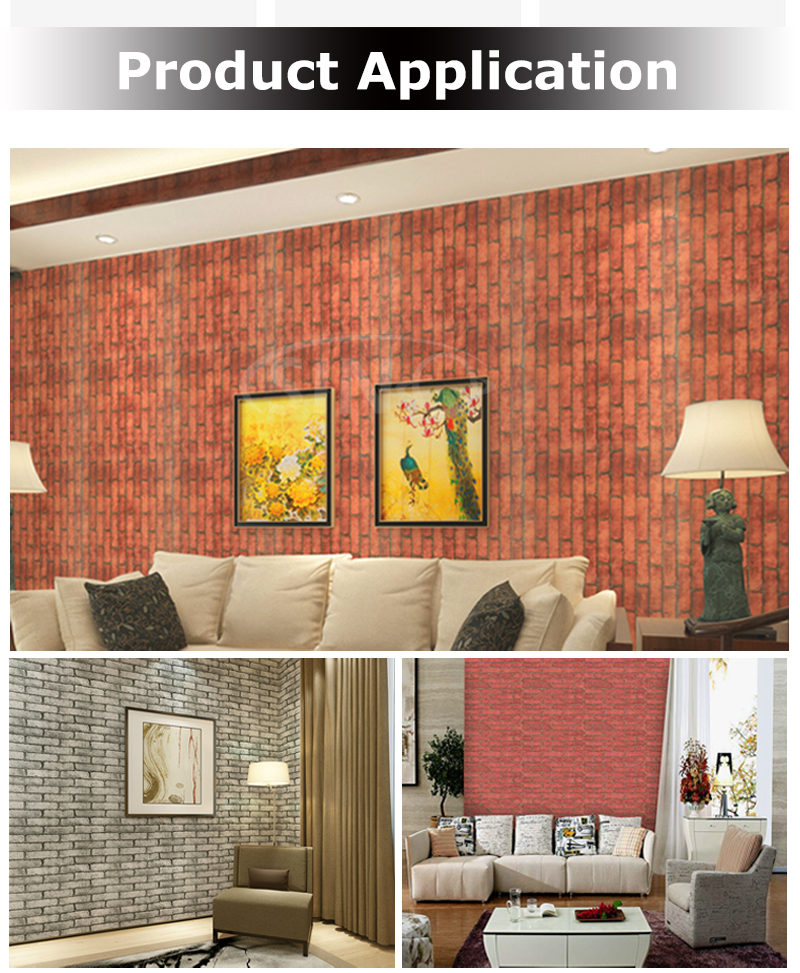 Coavas Decorative Self-Adhesive Wallpaper