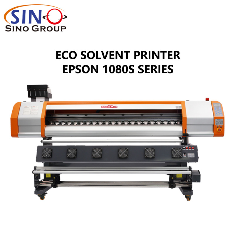 Differences between Solvent and Eco Solvent Printer