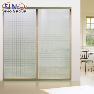 3D Patterns Window Glass Film