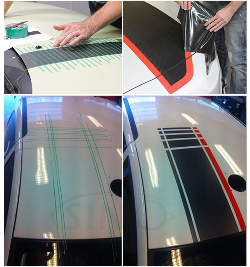 T1 Knifeless Tape Car Wrap Design Vinyl Cutter Tape