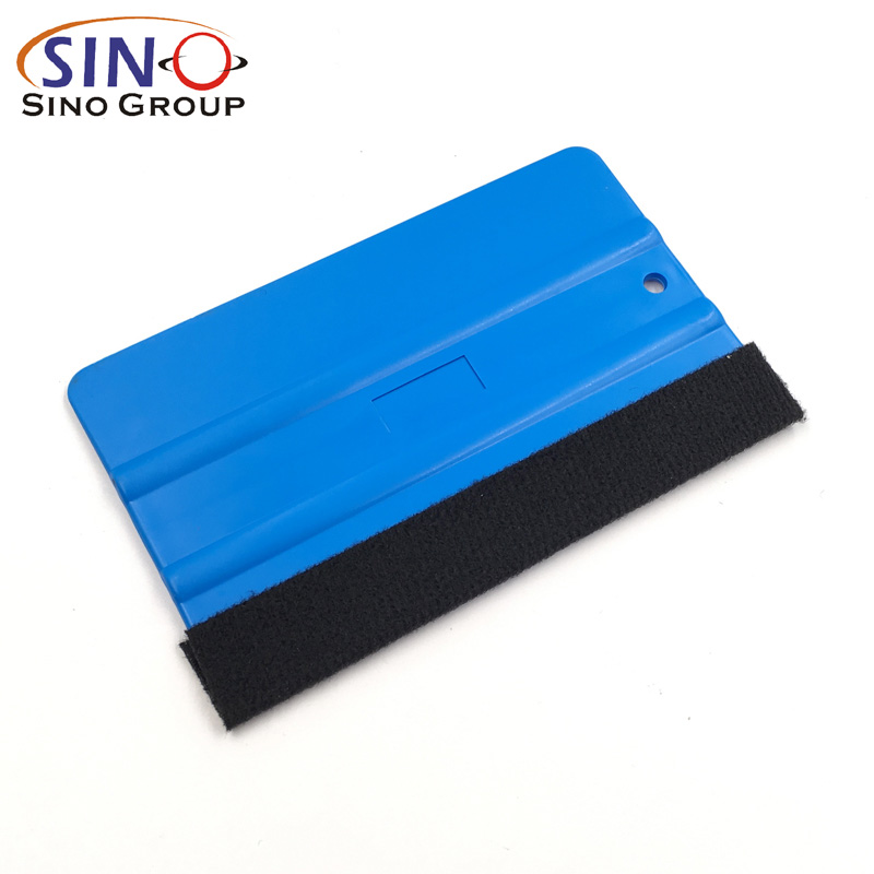 SQ5 Vinyl Application Squeegee With Flannel