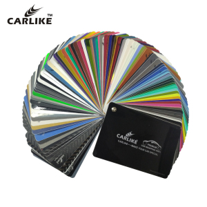CARLIKE™ Premium+ Car Wrapping Vinyl Catalogue