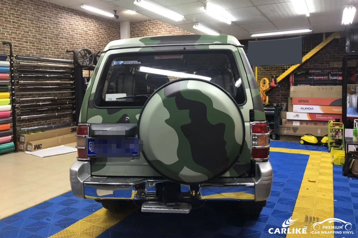 CARLIKE CL-BS-06 printed bomb sticker car wrap vinyl for Toyota