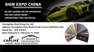 SINO GROUP 2020 SIGN EXPO CHINA EXHIBITION