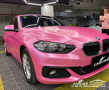 CL-EM-10 электро металлический розовый автомобиль для BMW Суринам