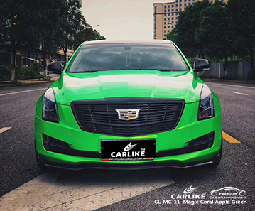 CL-MC-11 magic coral apple green protective vinyl for cars for CADILLAC West Virginia United States