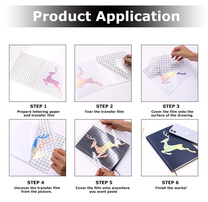 Cos'è la pellicola di trasferimento? Come utilizzare la pellicola di trasferimento del nastro adesivo in vinile cricut?