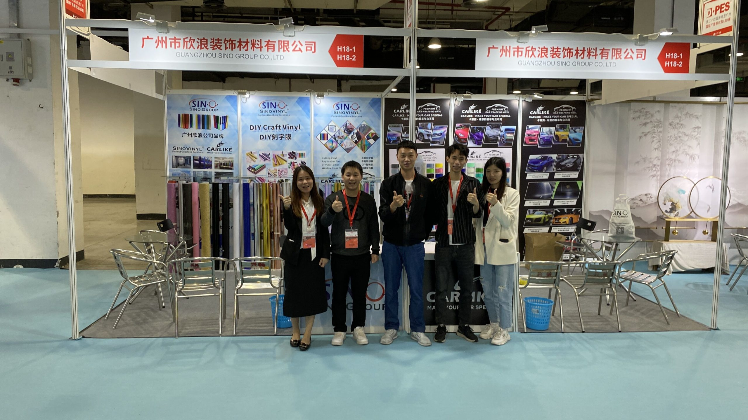 2021 DPES Sign Expo China Guangzhou Has Been Successfully Concluded