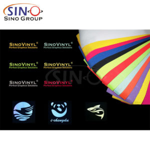 Reflective Heat Transfer Vinyl HTV Film Textiles Cricut Iron On Die Cutting for Fabric T-shirt