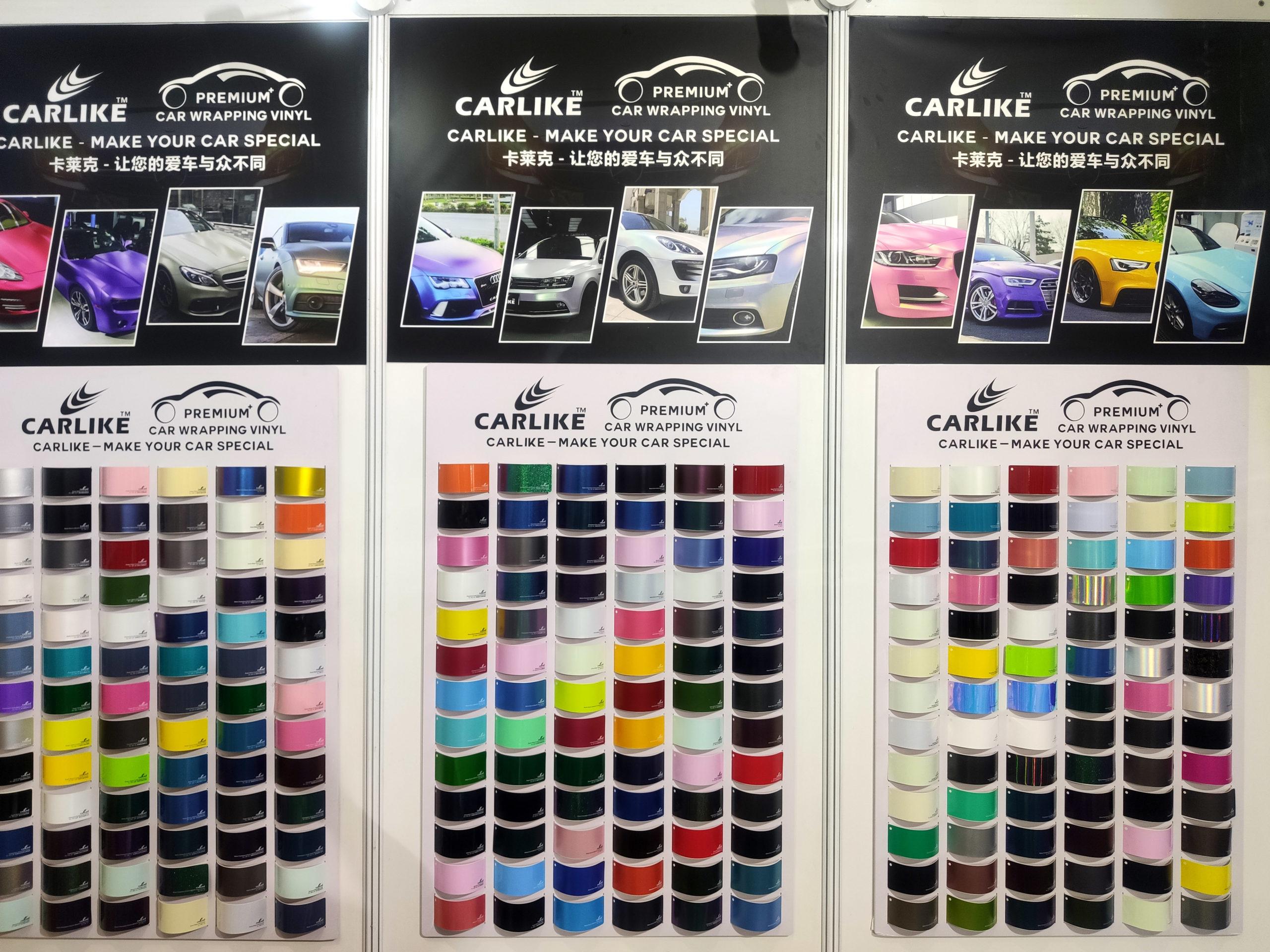 2021 SINO GROUP APPPEXPO SHANGHAI Show Main Product: DIY Craft Vinyl, Car Wrap Vinyl, Cutting Vinyl