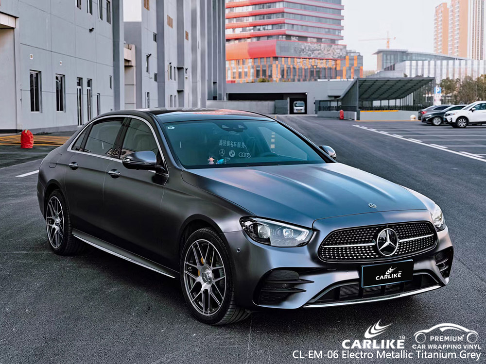 Why do many people choose car vinyl wrap film for change the car color?